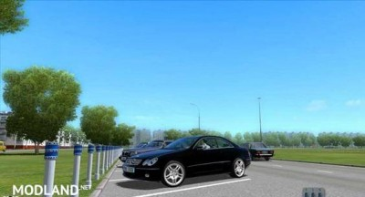 Mercedes-Benz CLK [1.5.0], 1 photo